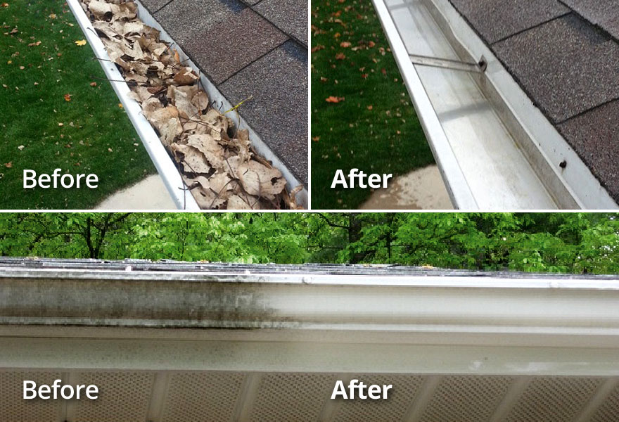 Gutter Cleaning TN VA Tri-Cities