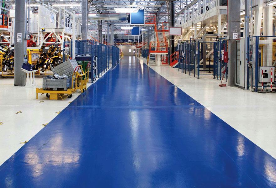 Warehouse and Factory Pressure Washing TN VA Tri-Cities