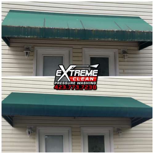 Awning CleaningTennessee /                      Virginia Tri-Cities