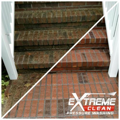 Brick Cleaning Sidewalk CleaningTennessee /                      Virginia Tri-Cities