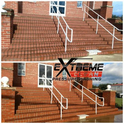 Commercial Brick Cleaning   Tennessee /                      Virginia Tri-Cities
