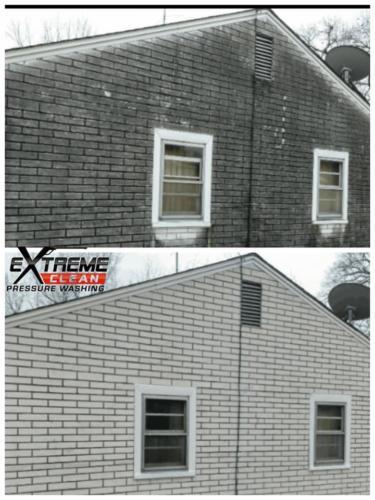 Brick House WashingTennessee /                      Virginia Tri-Cities