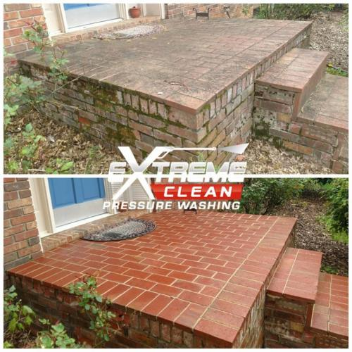 Brick Patio CleaningTennessee /                      Virginia Tri-Cities