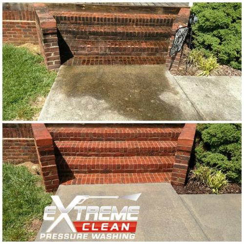 Brick & Sidewalk CleaningTennessee /                      Virginia Tri-Cities