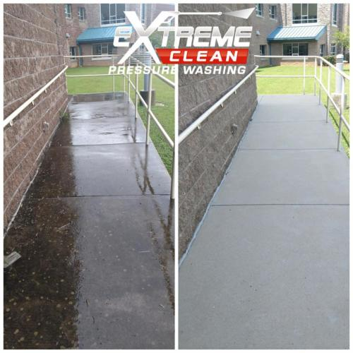 Commercial Sidewalk Cleaning   Tennessee /                      Virginia Tri-Cities