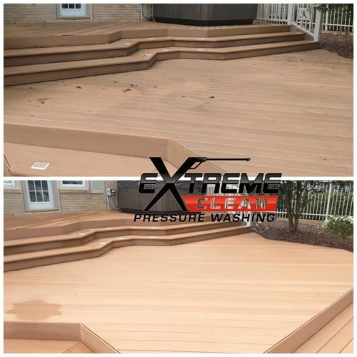 Deck CleaningTennessee /                      Virginia Tri-Cities