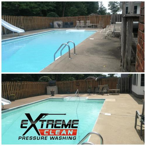 Pool Deck CleaningTennessee /                      Virginia Tri-Cities