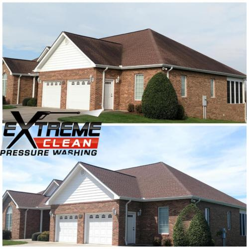 Roof Cleaning-3Roof Cleaning  Tennessee /                      Virginia Tri-Cities