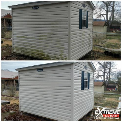 Shed CleaningTennessee /                      Virginia Tri-Cities