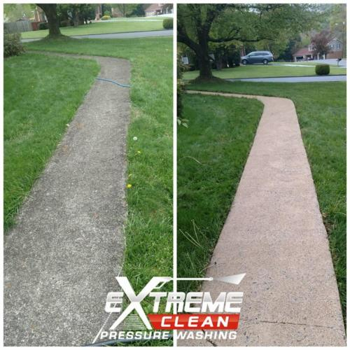 Sidewalk CleaningTennessee /                      Virginia Tri-Cities