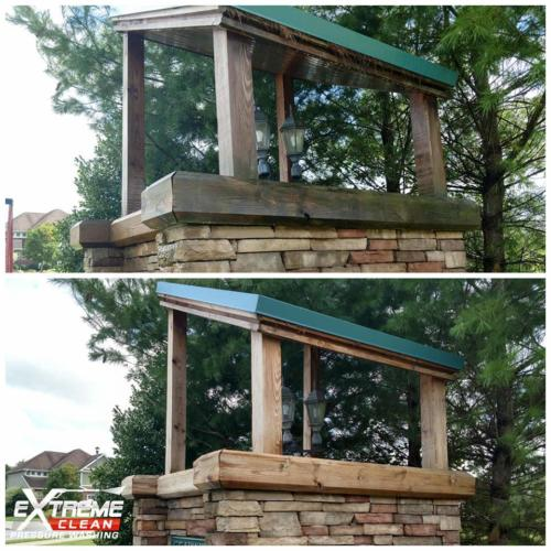 Wood  Brick CleaningTennessee /                      Virginia Tri-Cities